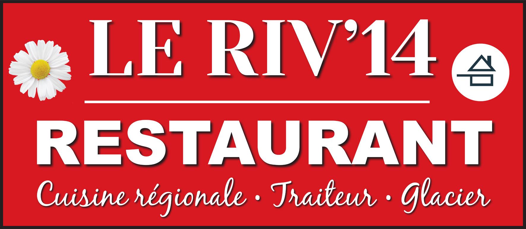 Logo Restaurant Riv14 - Les idées de Sandrine