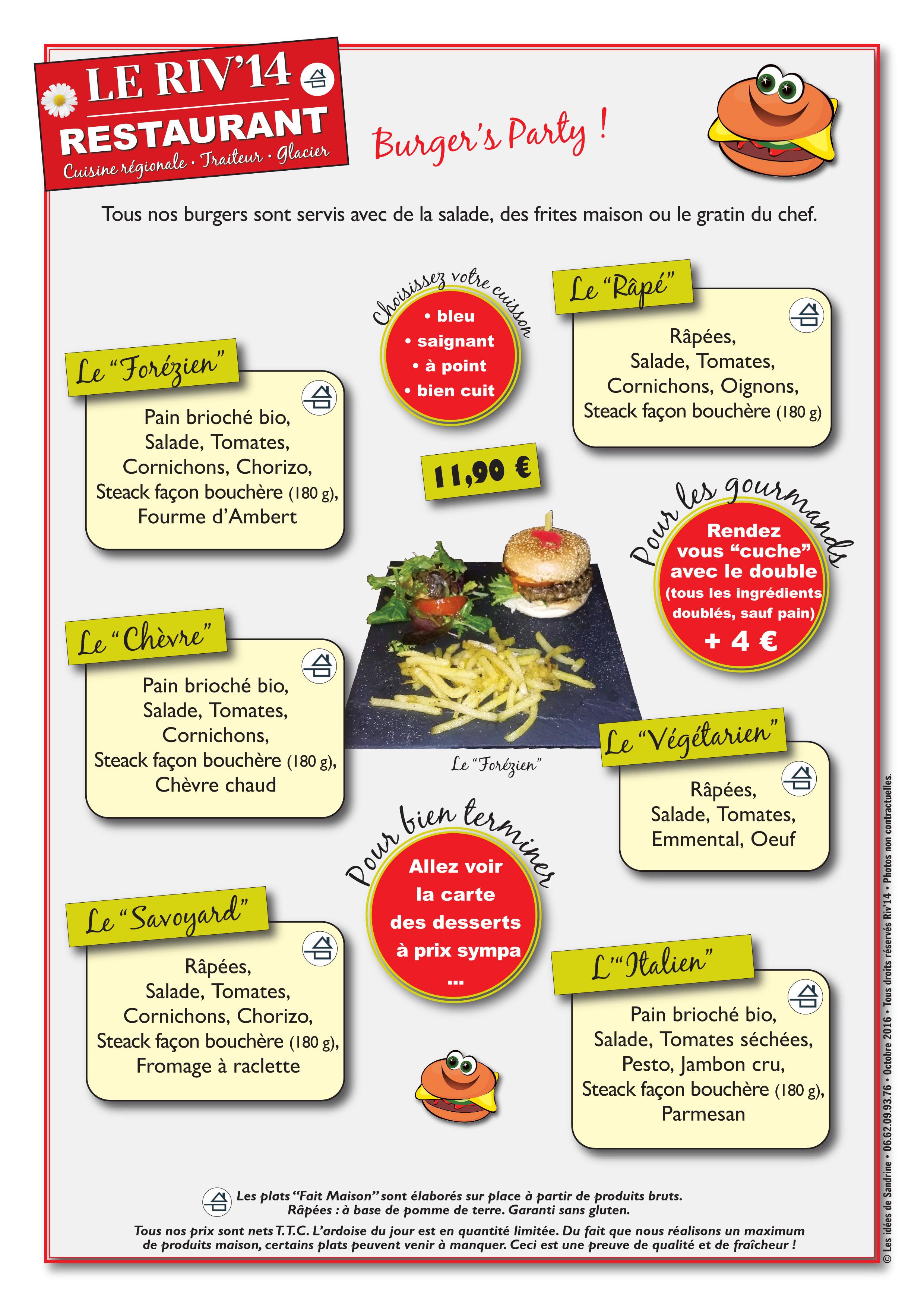 Menus Riv14-Page5-Burgers Party©Les idées de Sandrine